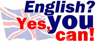 English? Yes, You can!