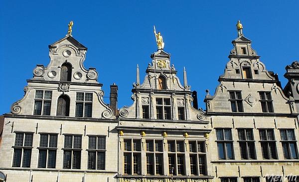 Melvin d photographies archives du blog architecture for Architecture flamande