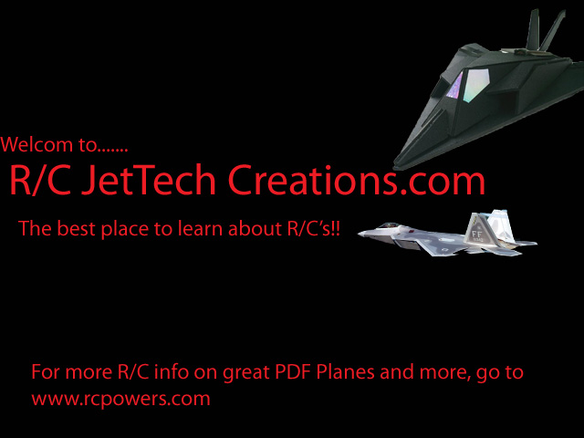 Rc JetTech Creations