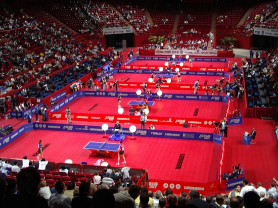Les Mondiaux De Tennis De Table 2013 Tennis De Table Com