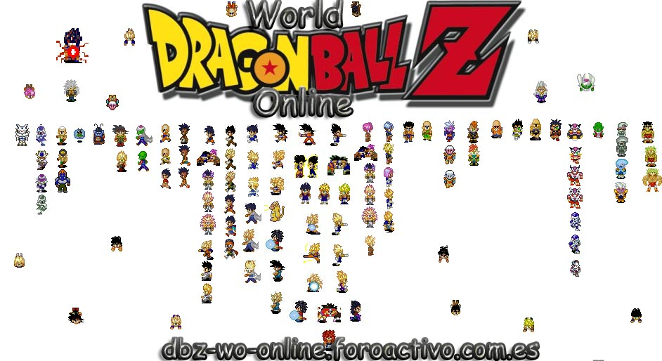 Dragon ball World Online