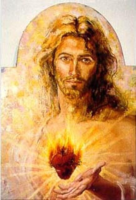 solennité su sacré coeur de jesus