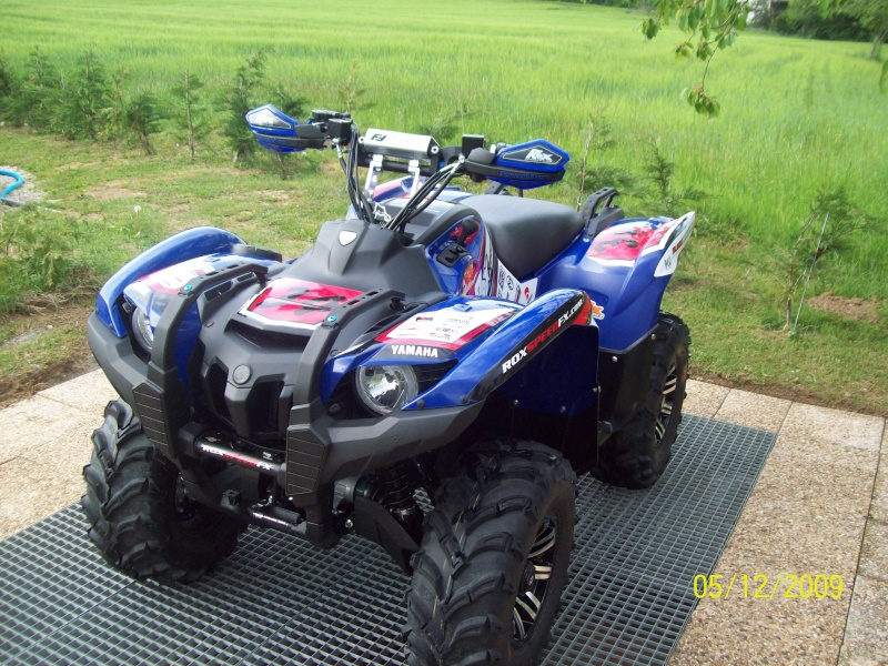 Grizzly 700 modifi forum quad for Yamaha kodiak 700 top speed