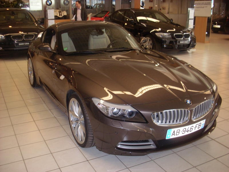 z4 sdrive 35i essai et impressions page 2 forum ma bmw. Black Bedroom Furniture Sets. Home Design Ideas