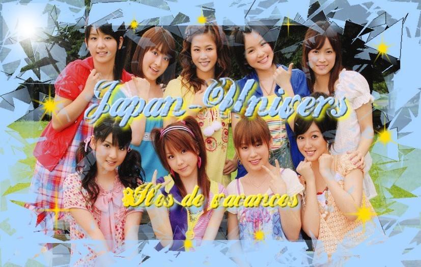 Japan Univers : Île de Vacances