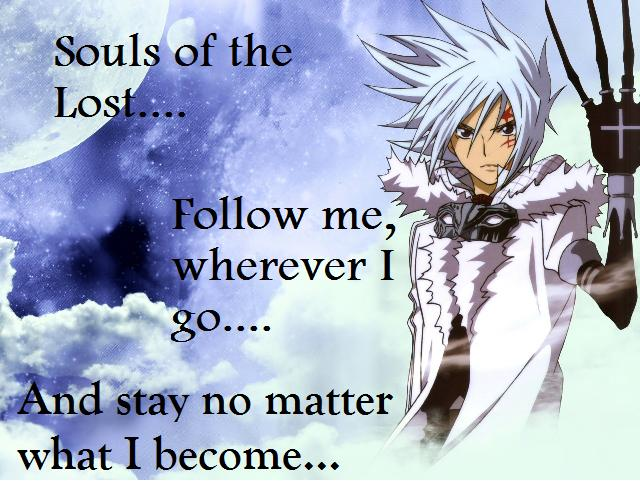 Lost Souls: A D.Gray-Man RPG