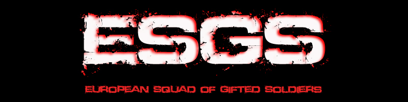 [ESGS] European Squad of Gifted Soldiers
