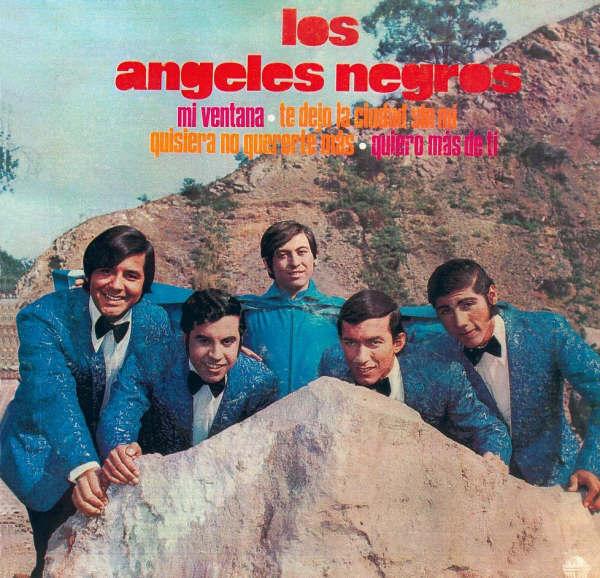 Los Angeles Negros - El Enviado Del Amor