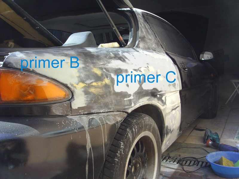 How to buff out interlux paint