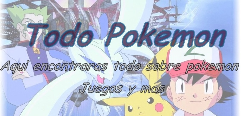 ..:::Todo Pokemon:::..