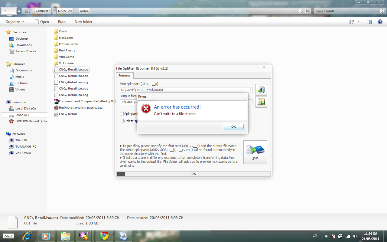 CNC4 Offline Patch version 100 by Team ACE - How to