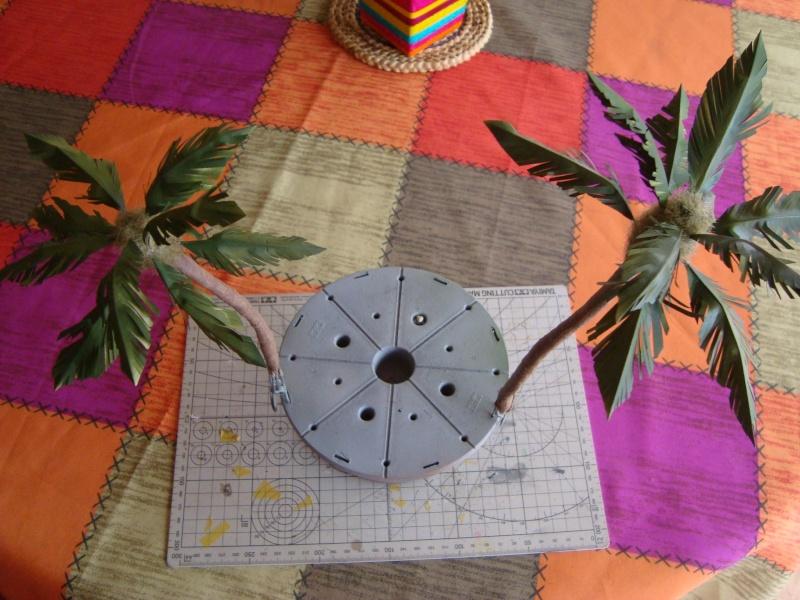 Comment realiser des palmiers for Fabriquer un palmier artificiel