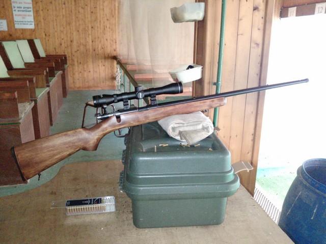 my .22 LR ... - .22 Rifle/Rimfire Discussion