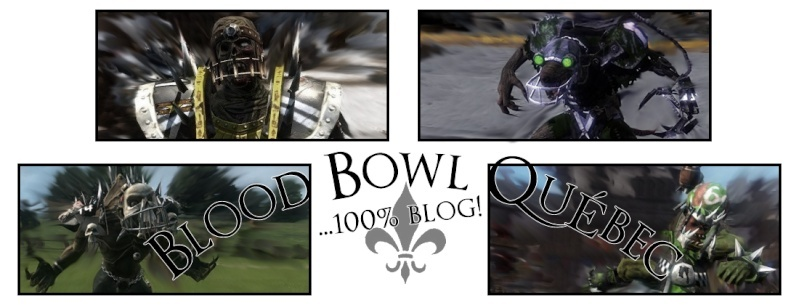 Blood Bowl Québec - Le blog
