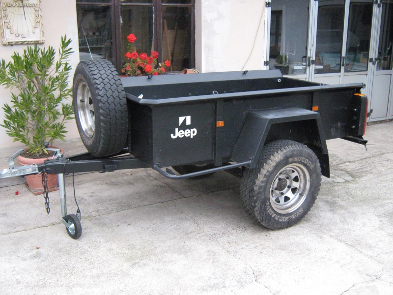 roue jockey caravane