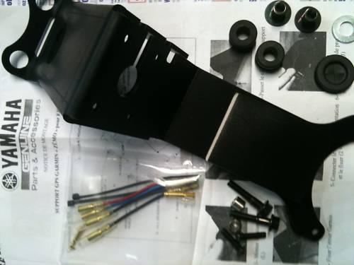 montage d 39 un support gps garmin 510 d 39 fjr 1300. Black Bedroom Furniture Sets. Home Design Ideas