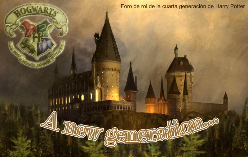 Harry Potter ~ Cuarta Generación