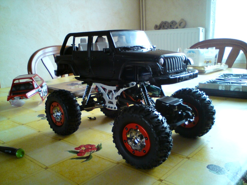 jeepmania afficher le sujet construction d 39 un mod le r duit de jeep wrangler jk 1 10. Black Bedroom Furniture Sets. Home Design Ideas