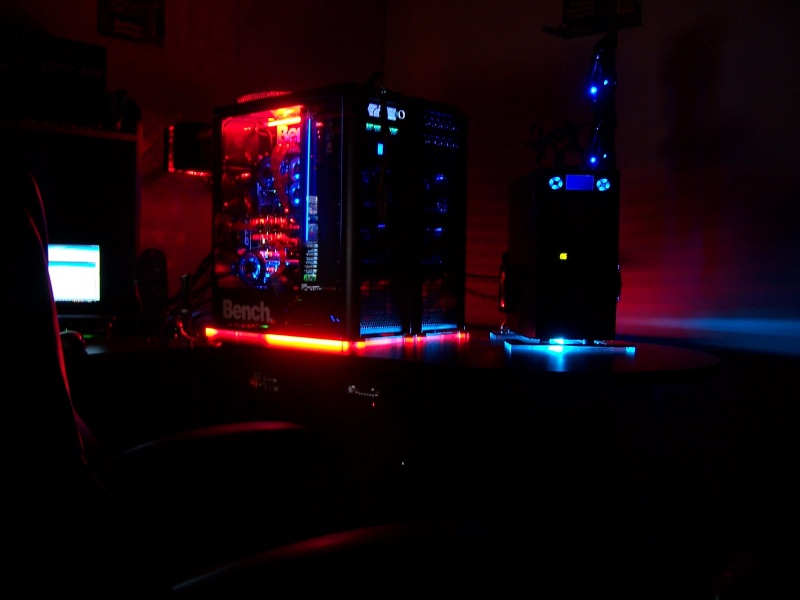 Htpc pour le salon tuning pc diy geeks nation forums for Pc de salon gamer