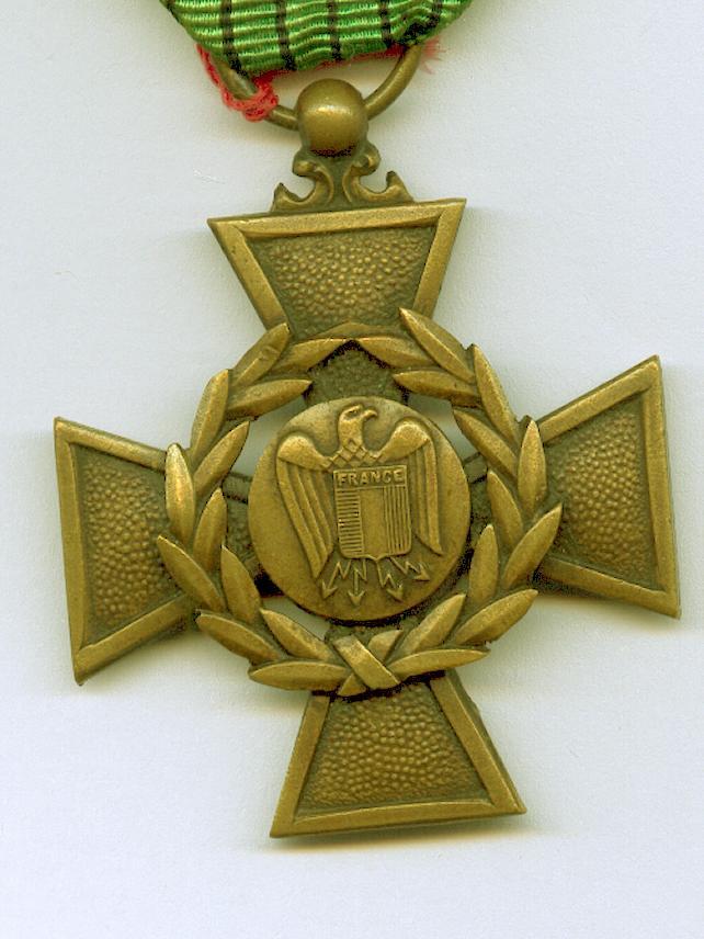 croix de guerre lvf