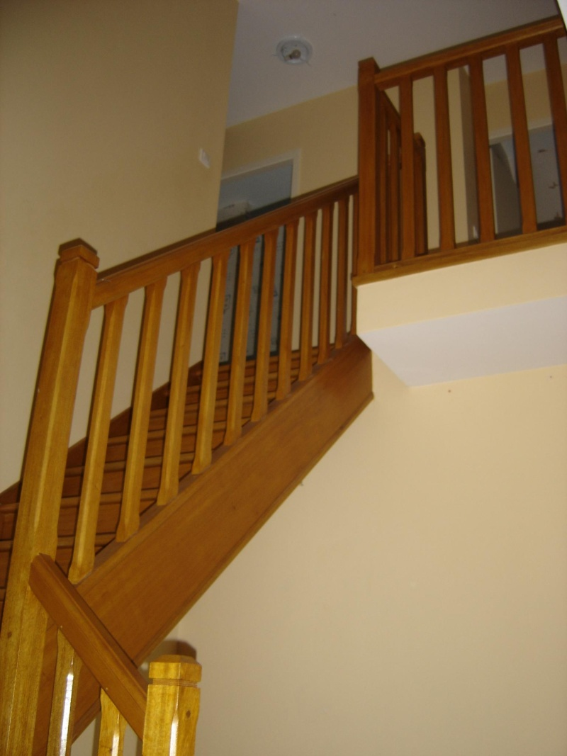 Choix des couleurs - Changer rampe escalier ...