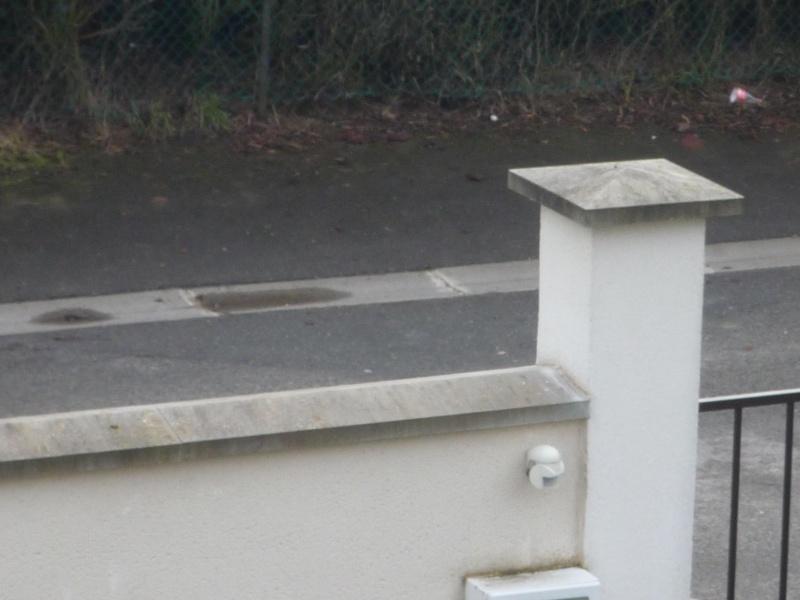 Mur ext rieur sans chapeau comment faire for Chapeau pour cheminee exterieur