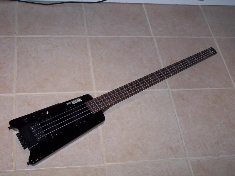 Hohner Headless Guitar Hohner Headless Bass