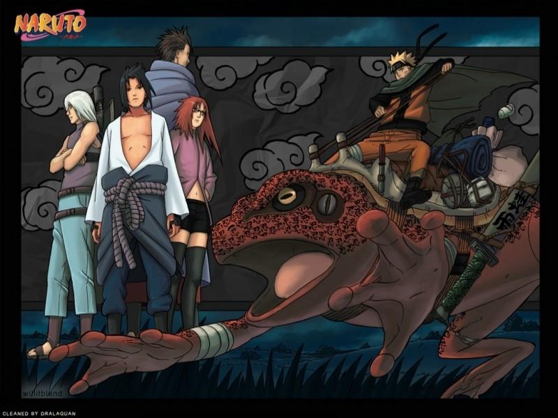 Naruto World