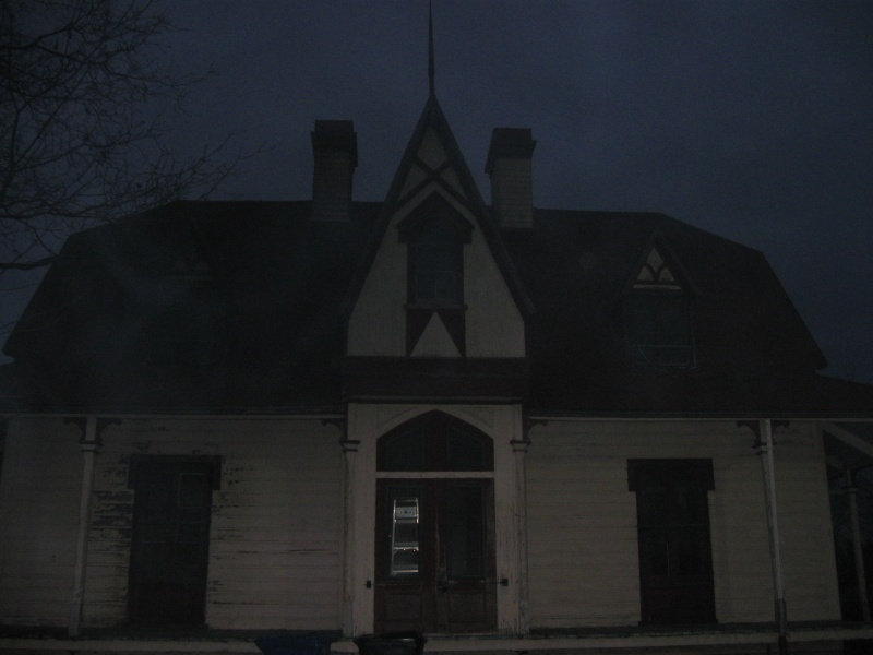 maison hantee valleyfield