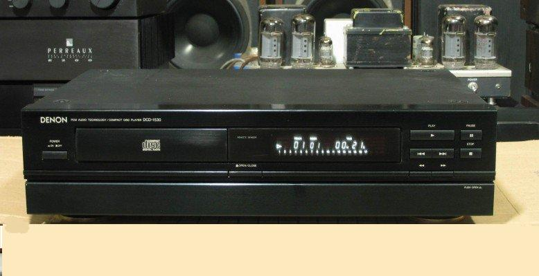 Denon Dcd 1530 Cd Player Used Sold