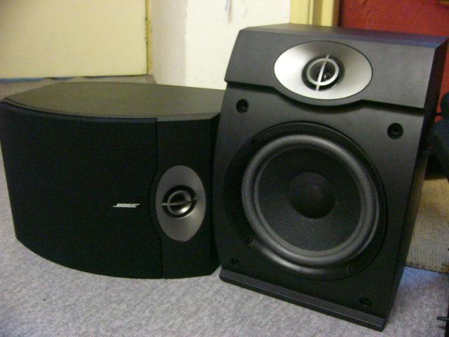 bose 301 series v reflecting speaker used sold. Black Bedroom Furniture Sets. Home Design Ideas