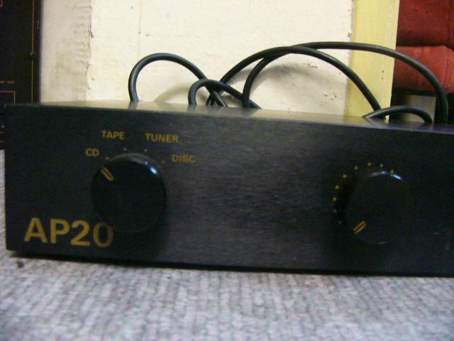 Nva Nene Valley Ap20 Integrated Amp Used Sold