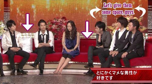 inoue mao and matsumoto jun dating 2012