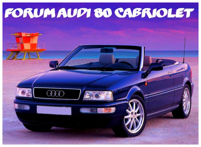 audi cabriolet de 1993 en 2 3 boite auto. Black Bedroom Furniture Sets. Home Design Ideas