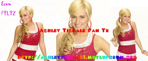 Ashley Tisdale Fan TR