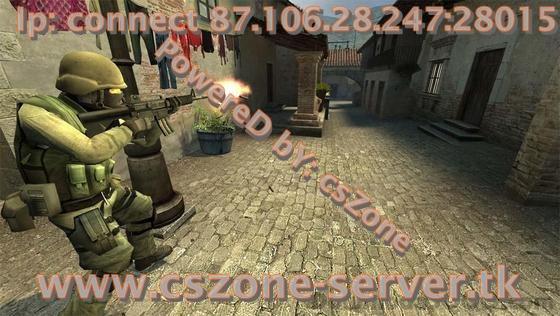 csZone Public Server