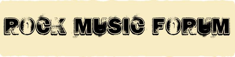 Rock Music Forum