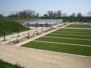 Les jardins suspendus for Jardins suspendus le havre horaires