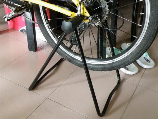 自行车上的字-全新,A字单车停车架 全台湾制图片