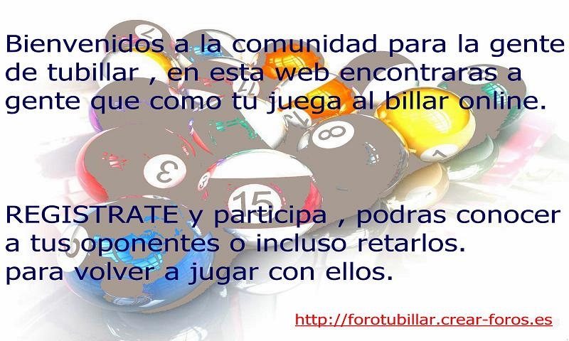 Foro de Tubillar.com