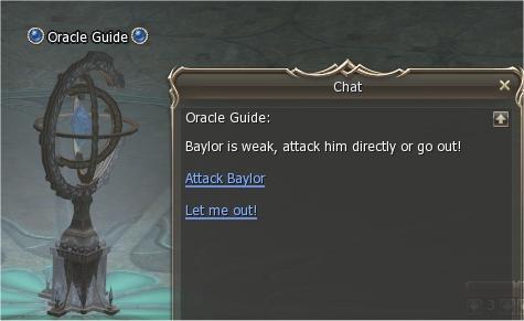 Lineage 2 Quest Baylor