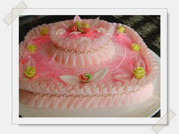 Torta di compleanno x bimba for Decorazioni compleanno bimba