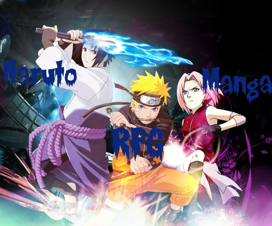 Naruto Mangá RPG