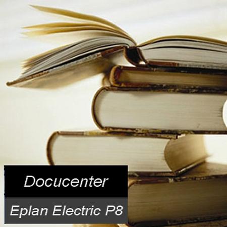 Docucenter Eplan Electric P8 - PLCforum uz ua