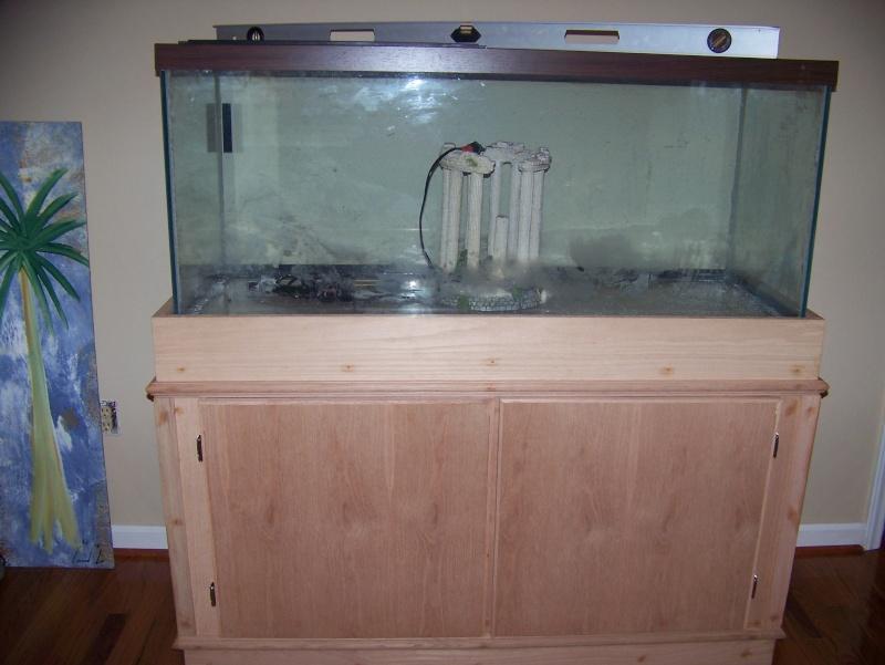 75 gallon aquarium hood diy of 75 gallon diy projects for Fish tank hood