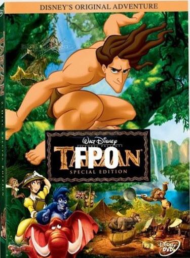 Tarzan (1999) DVDRip x264-DMZ