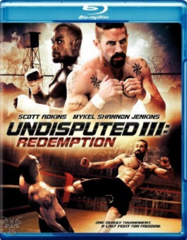 Undisputed III: Redemption (2010) 720p BRRip XviD AC3
