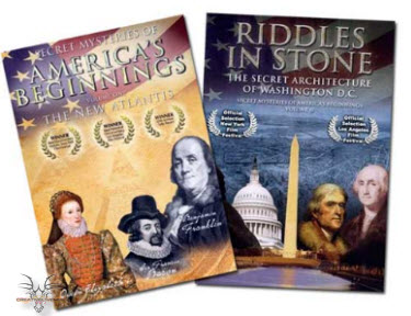 Secret Mysteries of Americas Beginnings Vol. 1 and 2 � DVDRip