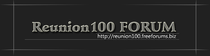 REUNION100
