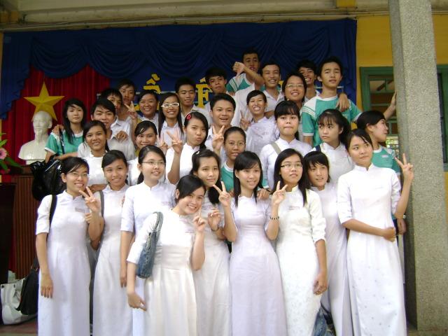 DIỄN ĐÀN THANH ĐA 12A6 (2006-2008)